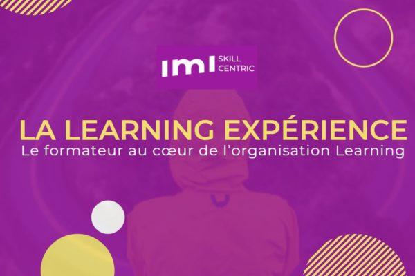 Le formateur au cœur de l'organisation Learning